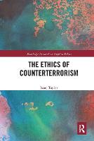 Cover for The Ethics of Counterterrorism by Isaac Taylor