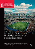 Cover for Routledge Handbook of Football Marketing by Nicolas Chanavat