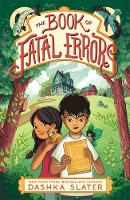 Cover for The Book of Fatal Errors by Dashka Slater