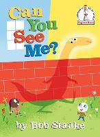 Cover for Can You See Me? by Bob Staake