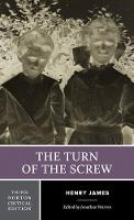 Cover for The Turn of the Screw by Henry James