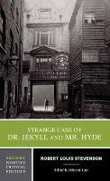 Cover for The Strange Case of Dr. Jekyll and Mr. Hyde by Robert Louis Stevenson
