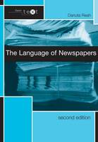 Cover for The Language of Newspapers by Danuta Reah