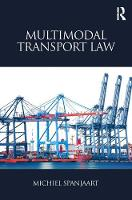 Cover for Multimodal Transport Law by Michiel Spanjaart