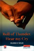Cover for Roll of Thunder, Hear my Cry by Mildred Taylor