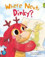 Cover for Bug Club Shared Reading: Where Next, Dinky? (Reception) by Patricia Toht