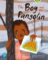 Cover for Bug Club Shared Reading: The Boy and the Pangolin by Catherine Barr