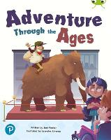 Cover for Bug Club Shared Reading: Adventure Through the Ages (Year 1) by Jem Packer