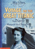 Cover for Voyage on the Great Titanic by Ellen Emerson White