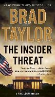 Cover for The Insider Threat  by Brad Taylor