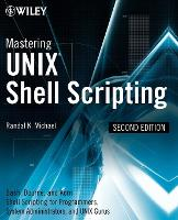 Cover for Mastering Unix Shell Scripting  by Randal K. Michael