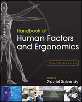 Cover for Handbook of Human Factors and Ergonomics by Gavriel Salvendy