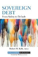 Cover for Sovereign Debt  by Robert W. Kolb