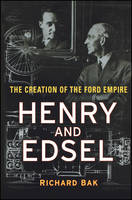 Cover for Henry and Edsel  by Richard Bak