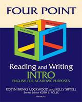 Cover for Four Point Reading and Writing Intro  by Robyn Brinks Lockwood