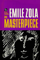 Cover for The Masterpiece by Emile Zola