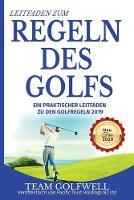 Cover for Leitfaden zum Regeln Des Golfs  by Team Golfwell