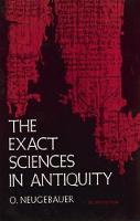 Cover for The Exact Sciences in Antiquity by Otto Neugebauer