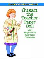 Cover for Susan the Teacher Paper Doll by Kathy Allert