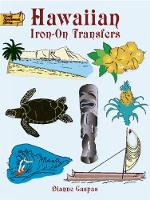 Cover for Hawaiian Iron on Transfers by Dianne Gaspas