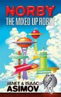 Cover for Norby the Mixed-Up Robot by Janet Asimov, Isaac Asimov