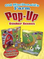 Cover for Old MacDonald's Farm PopUp Sticker Scenes by Robbie Stillerman