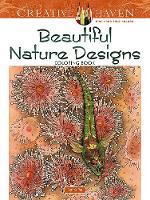 Cover for Creative Haven Beautiful Nature Designs Coloring Book by Ruth Soffer