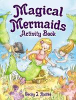 Cover for Magical Mermaids Activity Book by Becky J. Radtke