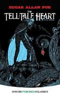 Cover for Tell-Tale Heart And Other Stories by Edgar Allan Poe