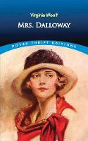 Cover for Mrs. Dalloway by Virginia Woolf