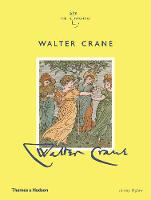 Cover for Walter Crane by Jenny Uglow