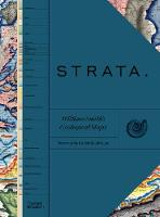 Cover for STRATA William Smith's Geological Maps by Robert Macfarlane