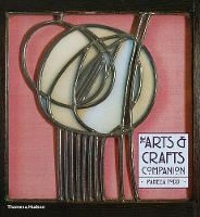 Cover for The Arts & Crafts Companion by Pamela Todd