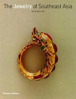 Cover for The Jewelry of Southeast Asia by Anne Richter
