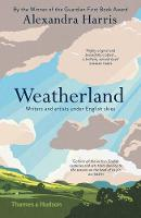Cover for Weatherland  by Alexandra Harris