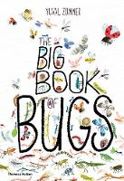 Cover for The Big Book of Bugs by Yuval Zommer