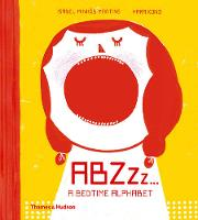Cover for ABZZz... A Bedtime Alphabet by Isabel Minhos Martins
