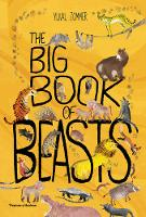 Cover for The Big Book of Beasts by Yuval Zommer