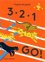Cover for 3, 2, 1, GO! by Virginie Morgand