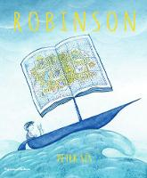 Cover for Robinson by Peter Sis
