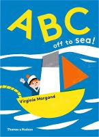 Cover for ABC: off to Sea! by Virginie Morgand