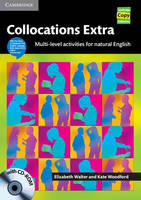 Cover for Collocations Extra Book with CD-ROM Multi-level Activities for Natural English by Elizabeth Walter, Kate Woodford