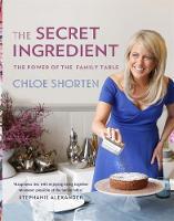 Cover for The Secret Ingredient  by Chloe Shorten
