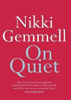 Cover for On Quiet by Nikki Gemmell