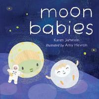 Cover for Moon Babies by Karen Jameson