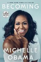 Cover for Becoming by Michelle Obama