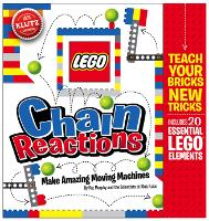 Cover for Lego Chain Reactions by Pat Murphy