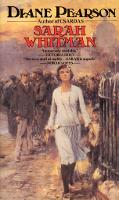 Cover for Sarah Whitman by Diane Pearson