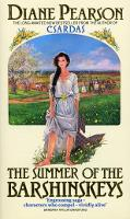 Cover for The Summer Of The Barshinskeys by Diane Pearson