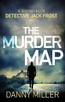 Cover for The Murder Map  by Danny Miller